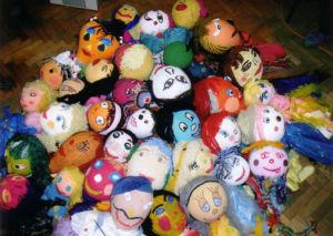 Lutke su izradili studenti Učiteljskog fakulteta u Osijeku