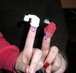 lutke prsti